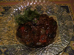 55楼菜館_夏野菜たっぷりジャージャー麺_20060630.jpg