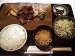 サイコロステーキの鉄板焼.jpg